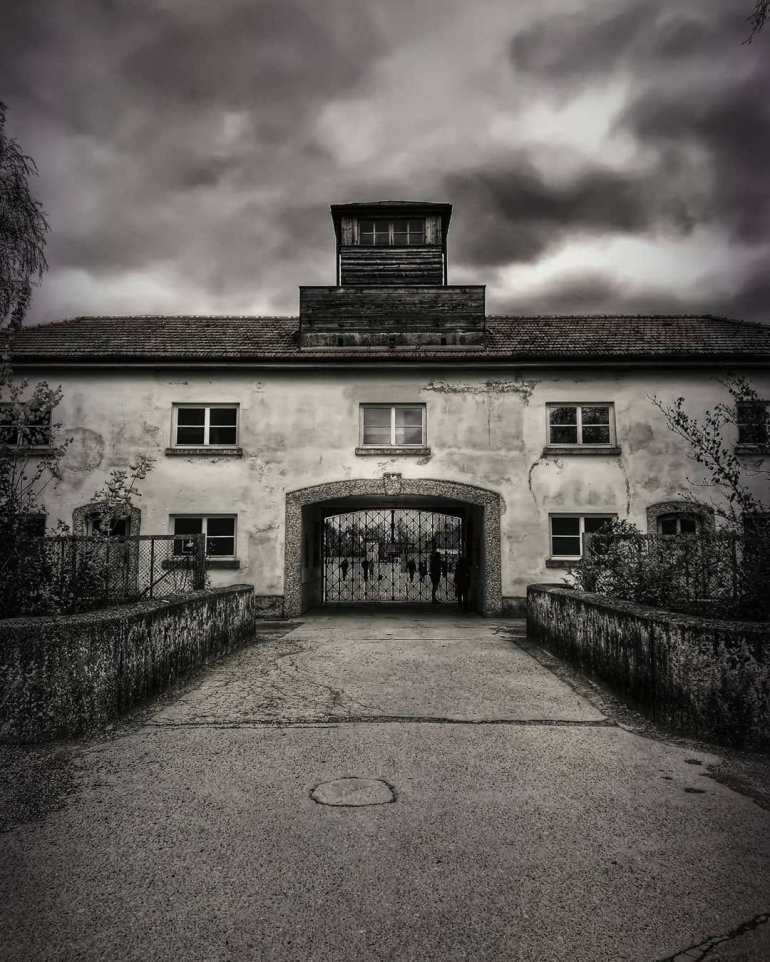 Dachau Memorial and Museum, Germany