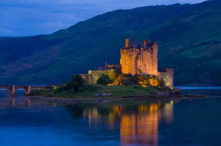 Eilean Donan Castle – Scottish Highlands