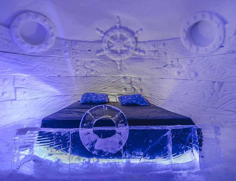 The Kirkenes Snow Hotel, Norway