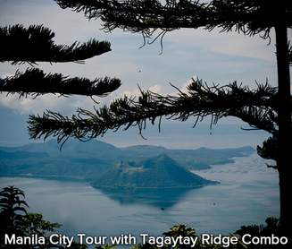 Manila-City-Tour-with-Tagaytay-Ridge-Com