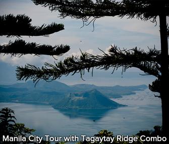 Manila-City-Tour-with-Tagaytay-Ridge-Com