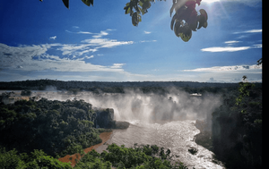 Iguazu Falls National Park, South America