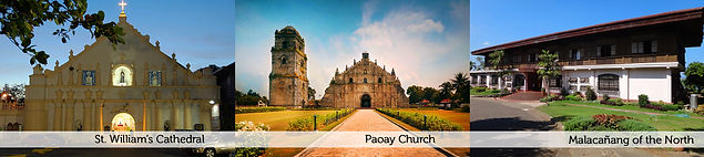 laoag city tour