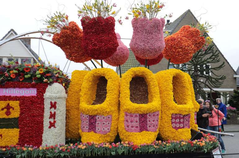 Flower Parade, Holland