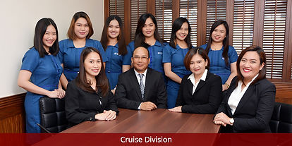 baron travel corporation team
