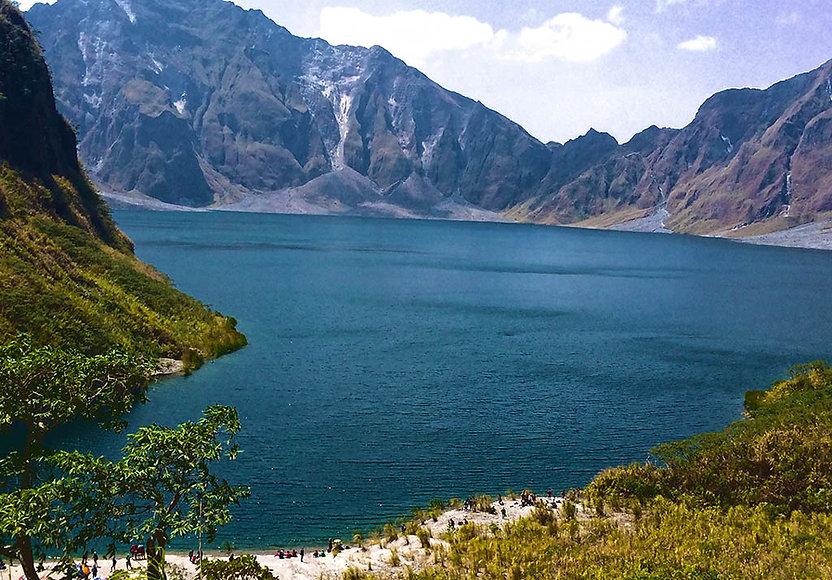 mount pinatubo tour