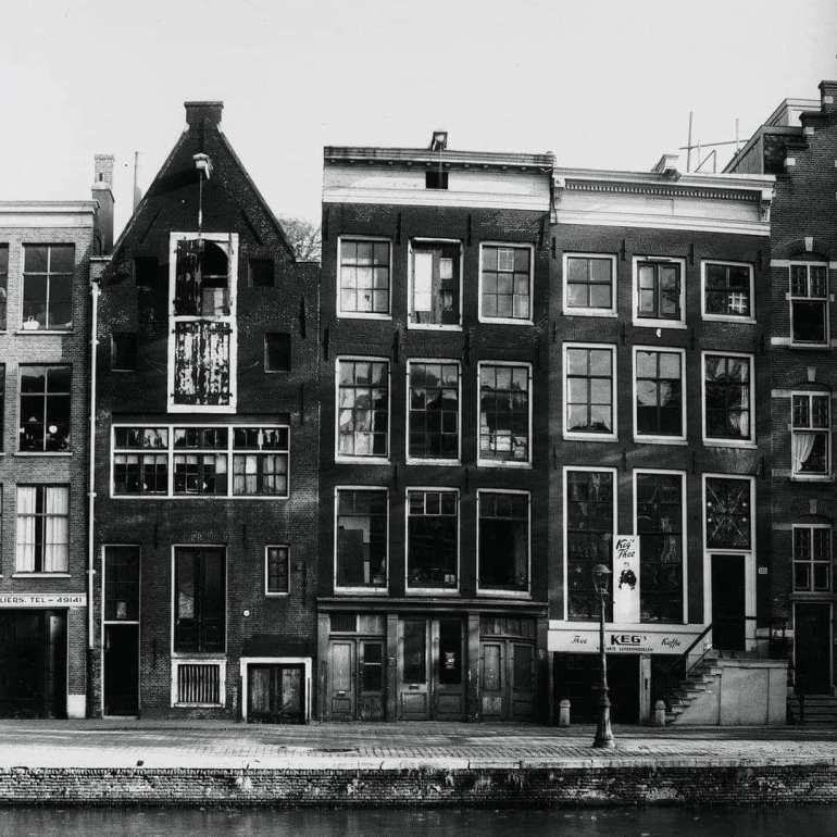 Anne Frank Huis, Netherlands