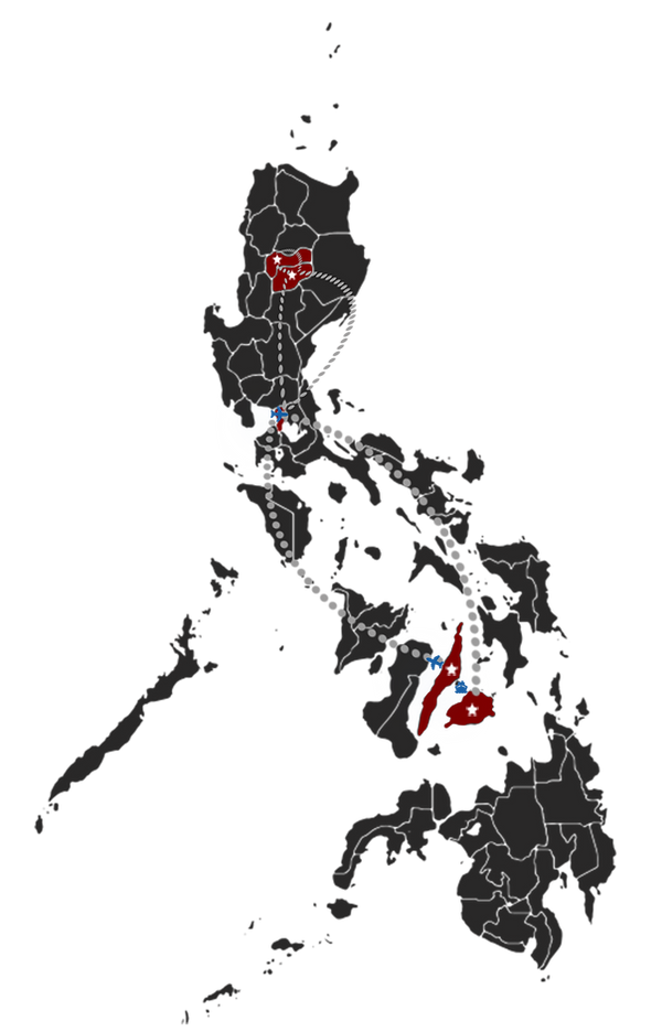 philippine map tour