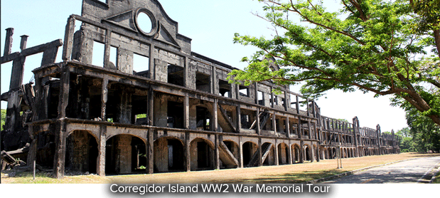 Corregidor-Island-WW2-War-Memorial-Tour.