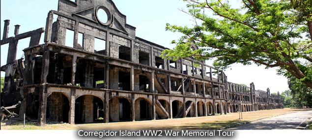 Corregidor-Island-WW2-War-Memorial-Tour.
