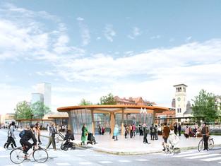 MW envisioning Öresund Metro stations in Malmö