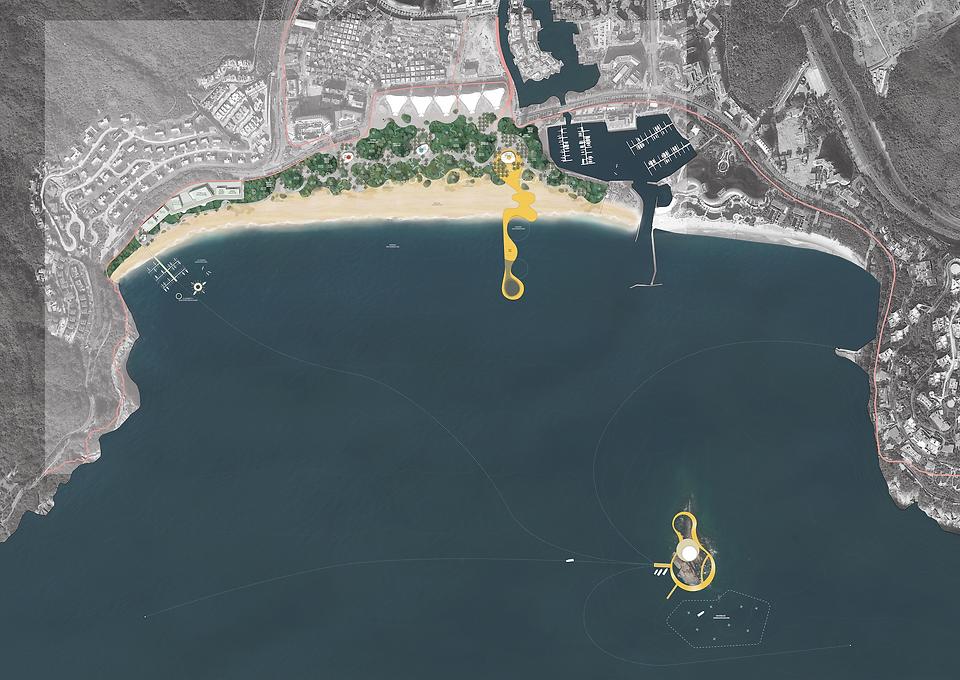 P01-137 Dameisha Seaside Park_Masterplan