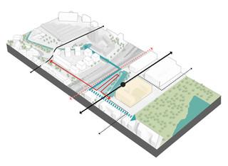 P01-133 Frihamnen Backaplan_Diagram Axo