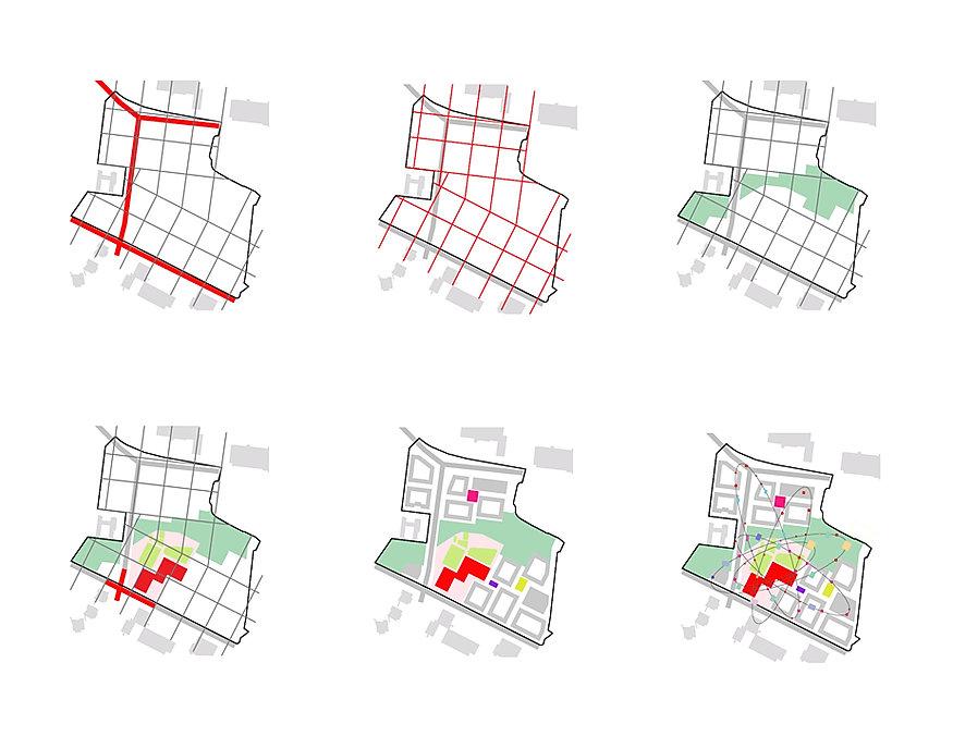 P01-79-1 Aviapolis Stage II_Diagrams 1-0