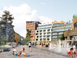 Tallstråket and Södra Ulleråker to be further developed