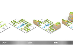 Master plan for Boulevard Taschereau awarded by Canadian Institute of Planners
