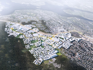 Kungens Kurva development plan goes out for public consultation!