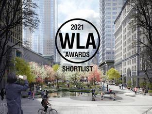 MW+Civiliti shortlisted for World Landscape Architecture Award