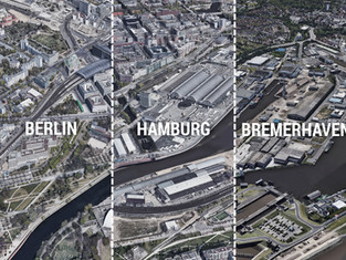 Berlin, Hamburg & Bremerhaven: MW in Germany x3!