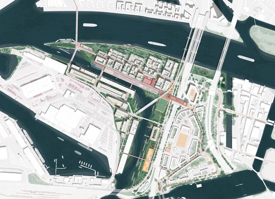 P01-159-1 Hamburg Grasbrook Stage II_Pla