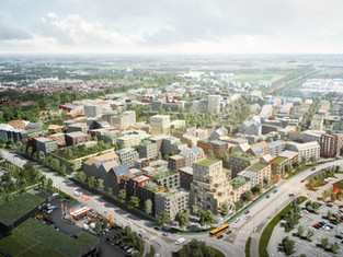 Visions for new urban district of Jägersro released