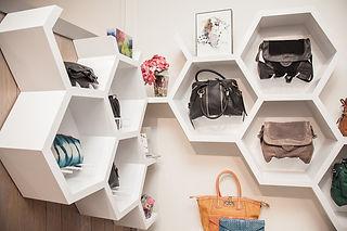 Alaya boutique display