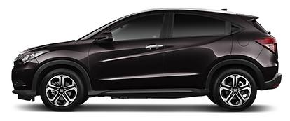 Honda HRV 2020 Black Bogor Indonesia