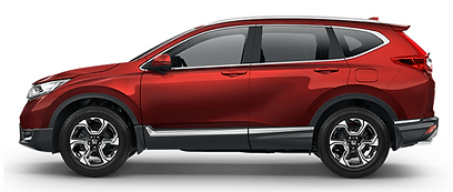 All New Red Honda CRV Indonesia 2020