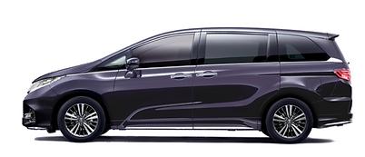 Honda Odyssey Indonesia CBU Thailand