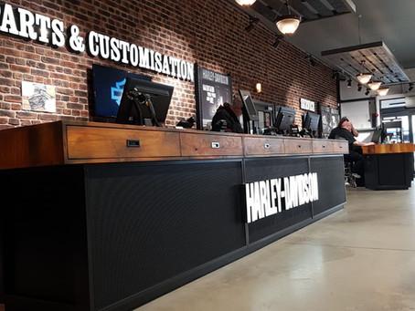 Harley-Davidson Bespoke Furniture