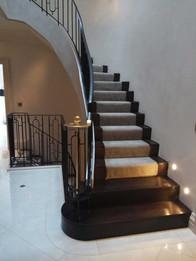 Clasical balustrade