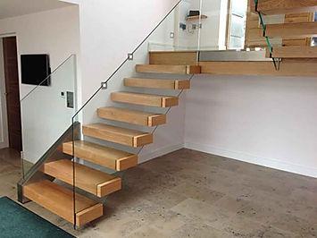 Cantilever Staircase
