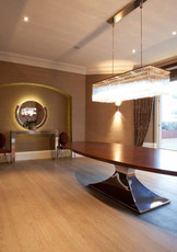 Dinning table - Console table - Mirror