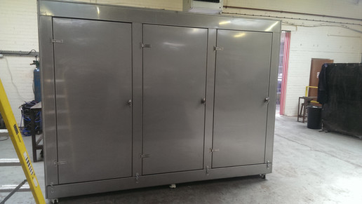 Automotive Electrical Cabinet