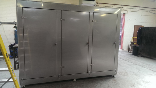 Automotive Electrical Cabinet