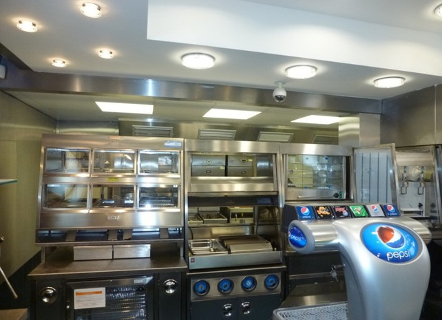 Comercial Kitchen Equipment