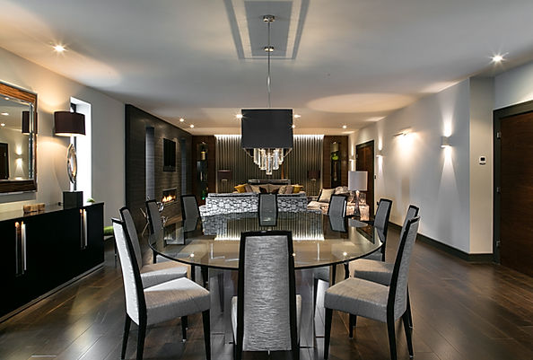 Bespoke Furniture | Dining Table | Dining Chairs | Lighting