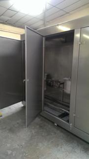 Tank Housing Cabinet