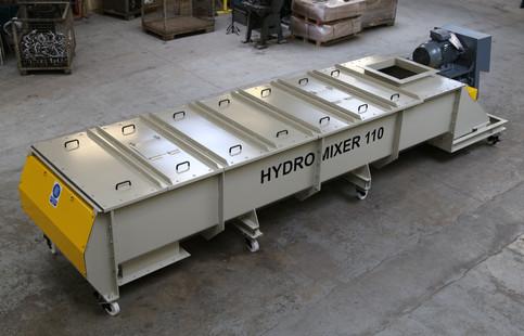 Hydromixer Machine