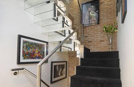 Bespoke Staircase Kensington