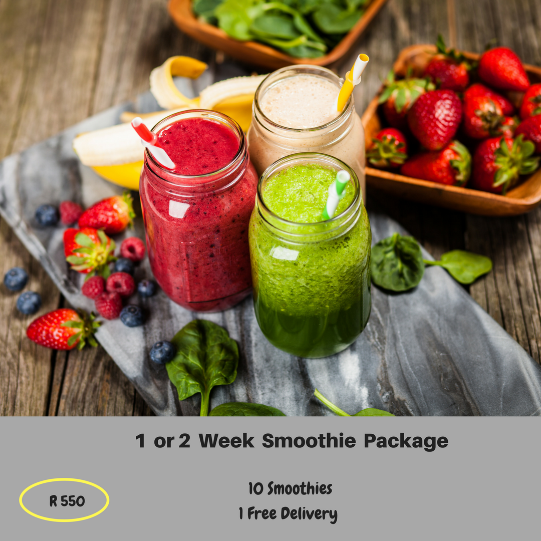 1 Week or 2 Week Package