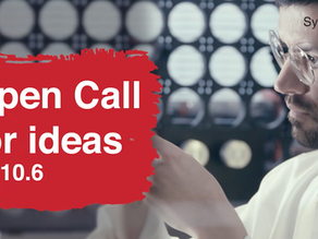Call for ideas - Synbio Pitching Competition