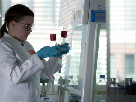 New Bioplastics with Microbes: Anna Ylinen