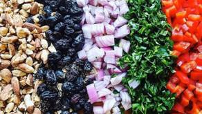 Mels Quinoa Spring Salad