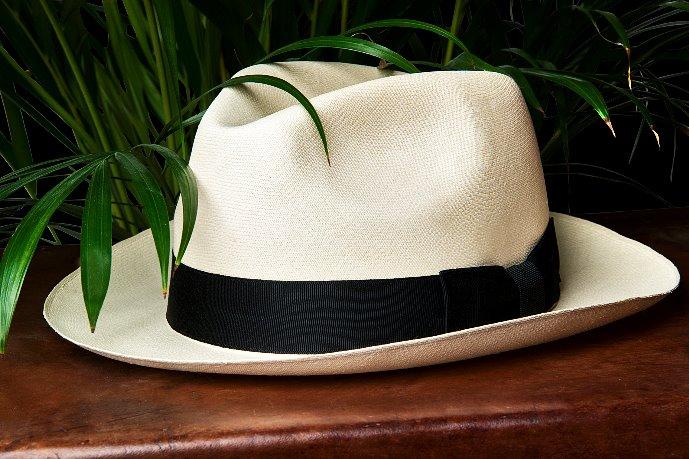 Bates Hats PANAMA