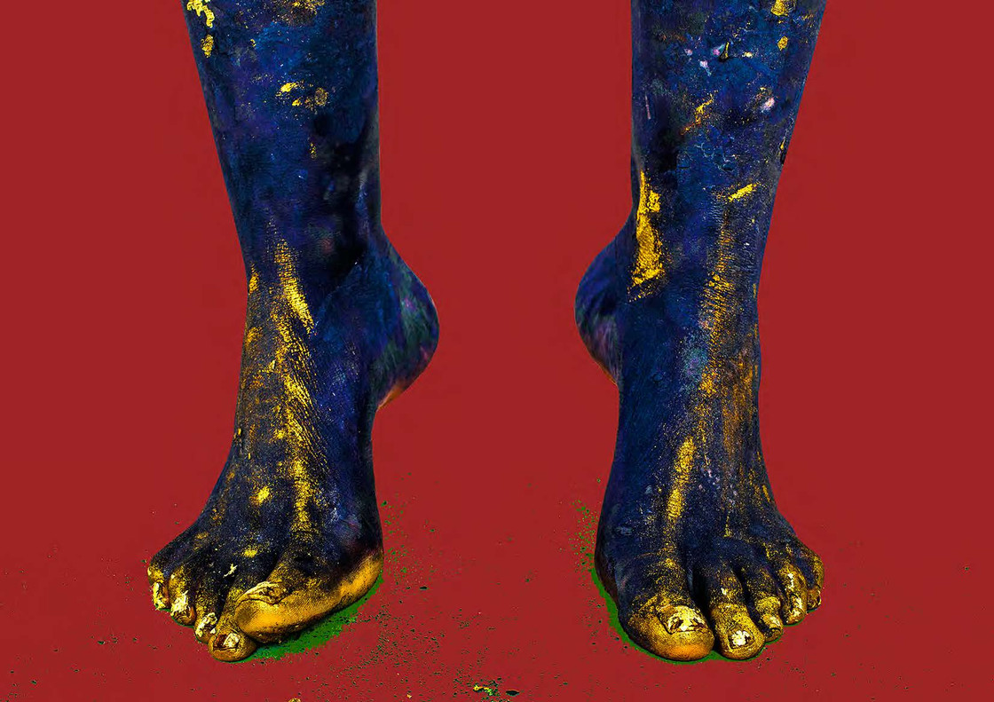 Space Feet EXT