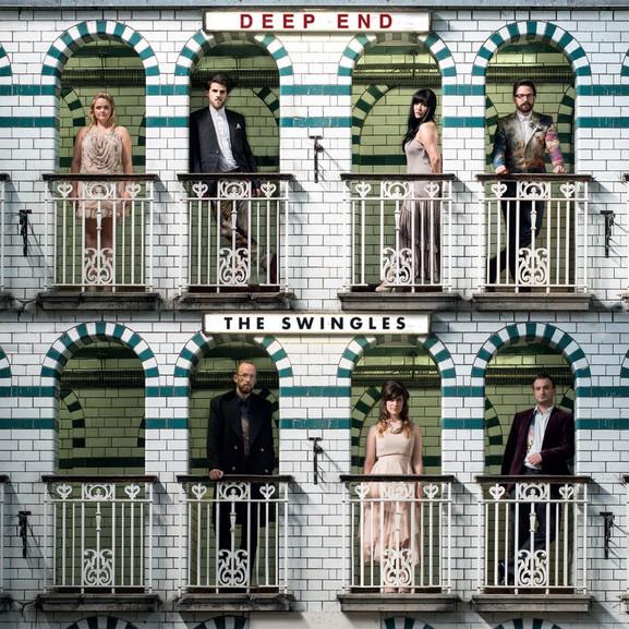 The Swingles Record Cover