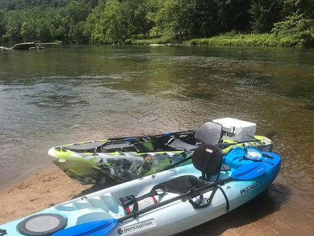 Updates on our River Trips and Facilities