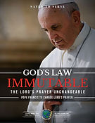 Pope Francis to Change Lord's Prayer_God