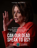 Can Our Dead Speak to Us--Nancy Pelosi-1